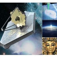 El Telescopio espacial James Webb, los Equinoccios y más