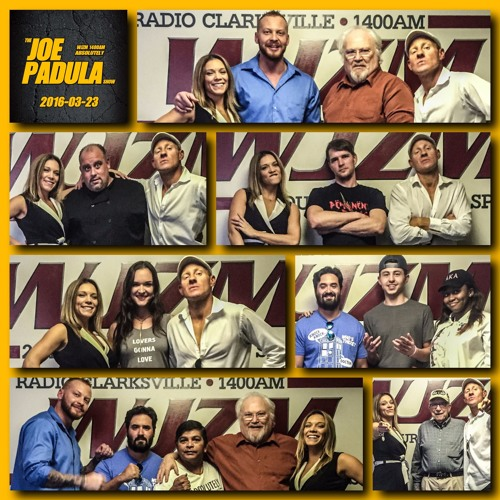 2016-03-23 - The Joe Padula Show