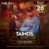 Taïnos (Live)/ DJ Leeto K / Hameed Laweed @Calle Ocho 20años (08/03/16)
