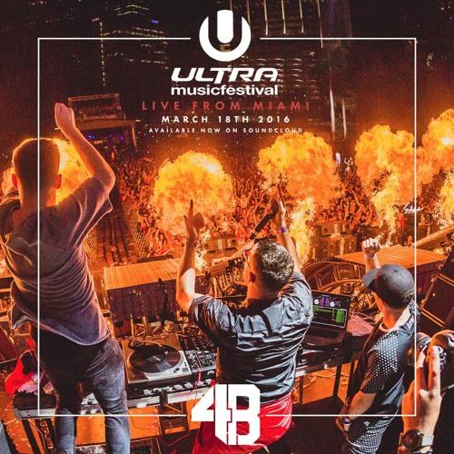 4B - ULTRA MIAMI 2016 [LIVE]