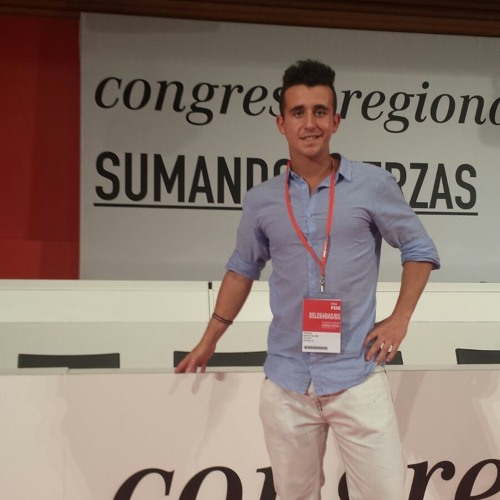 Cristian Martín, nuevo portavoz del PSOE en El Escorial