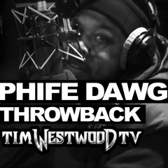 Phife Dawg freestyle legendary off the top Throwback 99 - Westwood