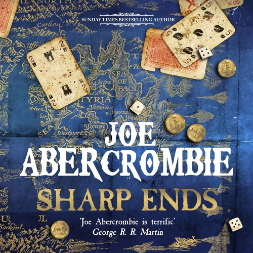 Joe Abercrombie and Steven Pacey talk audiobooks and the world of the first law