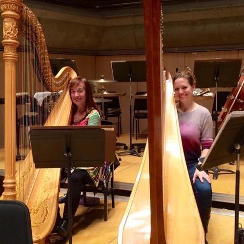 TSO Podcast 53: Principal Harp Heidi Van Hoesen Gorton + Principal Pops Conductor Steven Reineke