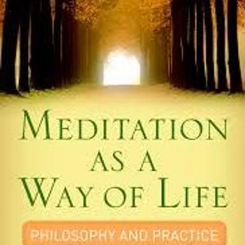 Alan Pritz - Meditation as a Way of Life
