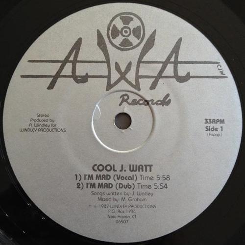 Cool J Watt - I'm Mad