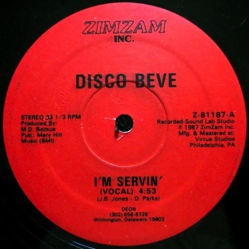 Disco Beve - I'm Servin'