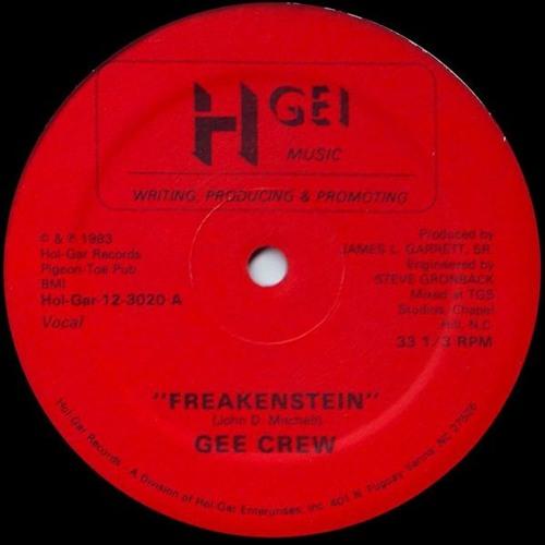 Gee Crew - Freakenstein