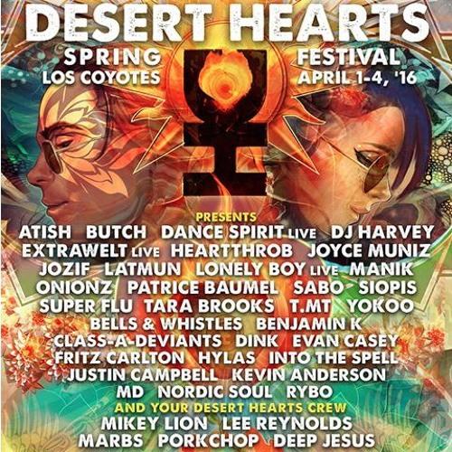 Marbs Desert Hearts Interview