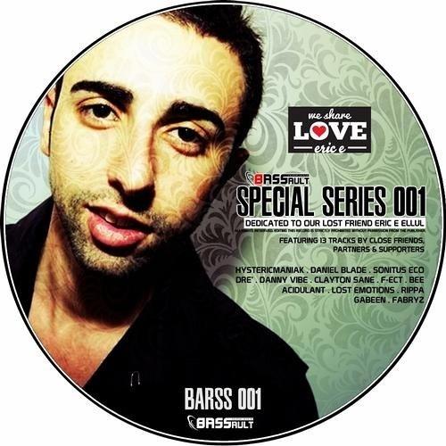 DRE' - We Share Love [Bass Assault Records]