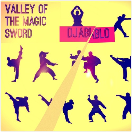 Valley of the Magic Sword (Beat Collection)