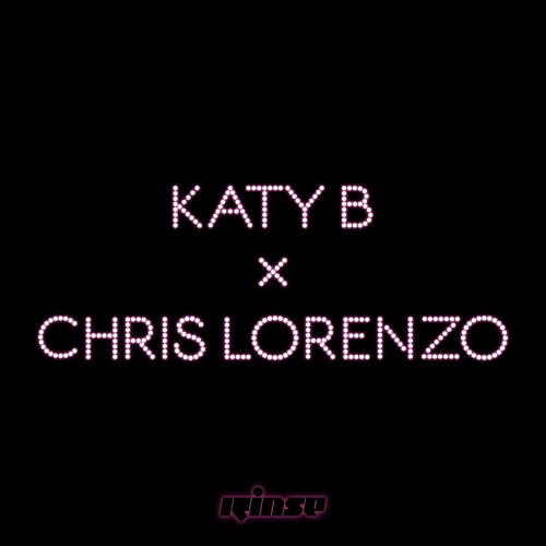 Katy B X Chris Lorenzo — I Wanna Be