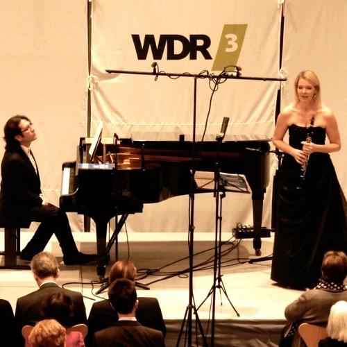 Sabine Grofmeier live @ WDR3