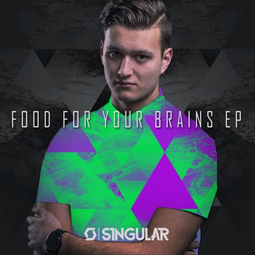 S1ngular - Food For Your Brains EP Artworks-000153958799-4v9x96-t500x500