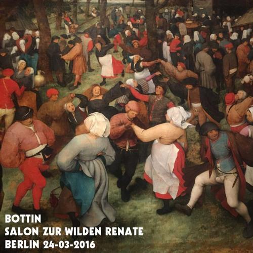 at Salon Zur Wilden Renate, Berlin 03/24/2016