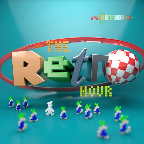 The Retro Hour - Episode 12 (GamesMaster The Inside Story With Dave Perry)