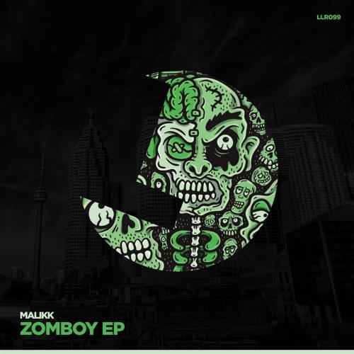 Malikk - It's Not Zomboy EP _ LouLou Records