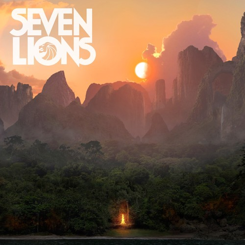 Seven Lions - Falling Away Ft Lights (Festival Mix) [Radio Edit]
