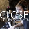 Nick Jonas - Close ft. Tove Lo (Cover by Jonah Baker) Portada del disco