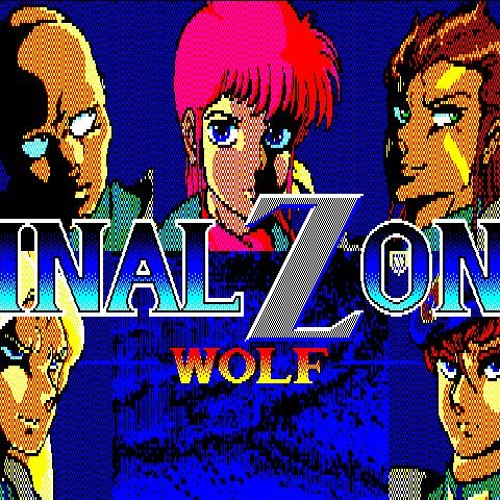 PC88 MSX - Final Zone OP mix [TELENET]