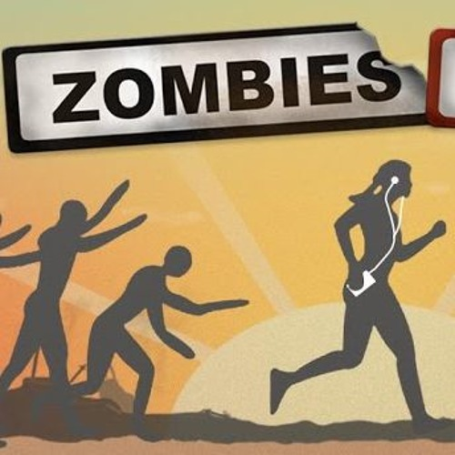 Бегом от зомби (zombi run)