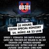 Reker@U60311 Easter Special 36 Hours Karlson Frankfurt 25.03.2016