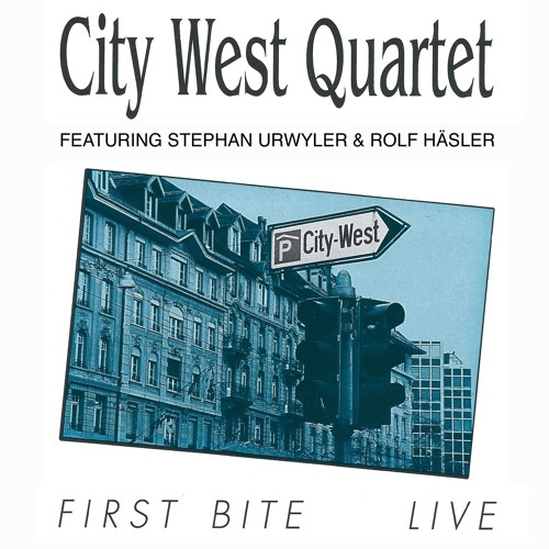 "City West Quartet ""first bite - live"""