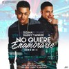 Ozuna ft Daddy Yankee - No Quiere Enamorarse (Remix) Portada del disco