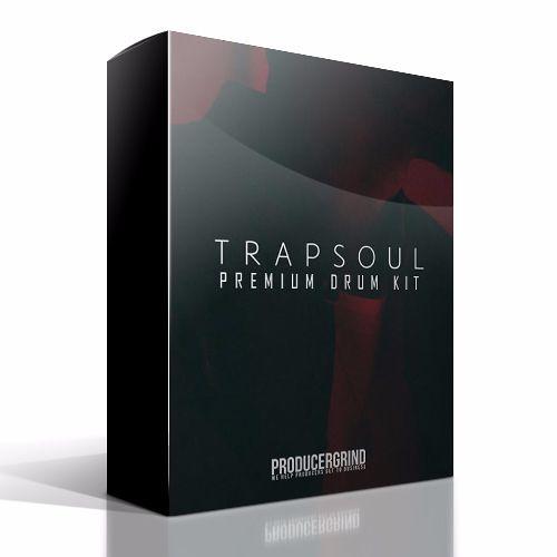 "The ""TRAPSOUL"" Premium Drum & Sample Kit Preview"