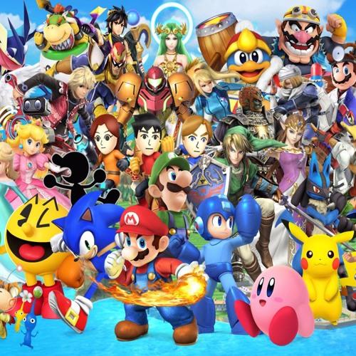 Intro – Super Smash Bros (Official)