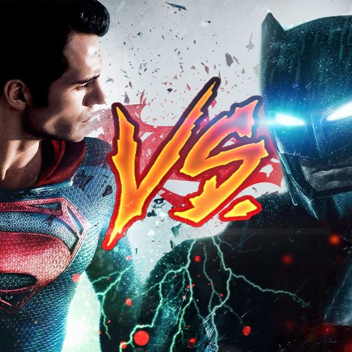 BATMAN VS SUPERMAN - KRONNO ZOMBER