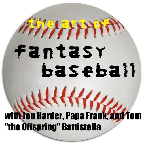 The Art of Fantasy Baseball #1 - How To Draft (Pilot) - 3/26/16