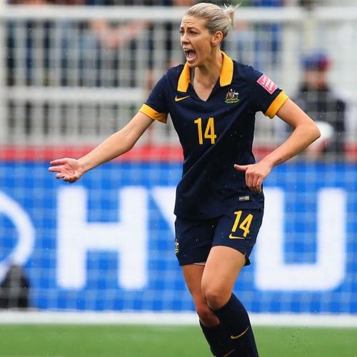 Road To Rio 2 - Alanna Kennedy (Matildas Defender Bound for Brazil)