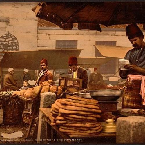 Yemeğin Politik Tarihi | Burak Onaran