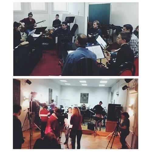Blue Monk- Jazz Ansamble from Belgrade with Amikam Kimelman