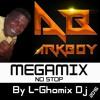 Arkboys - Megamix 2016   No Stop - By L-Ghomix DJ