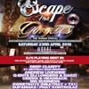 ESCAPE meets GORGEOUS - Sat 23rd April 2016 [Old Skool Classics + Latest R&B, Hip Hop, Bashment]