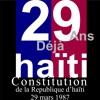 Commemoration de la constitution de 1987