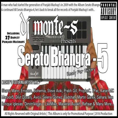 18  DJ Monte-S - Trap Queen Vs Tu hai ki Nahi Vs I want you
