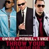 1Qwote Feat Pitbull - Throw Your Hands Up -B DJ Boy