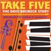 TAKE FIVE by Paul Desmond/Dave Brubeck featuring Andy Firth, alto sax