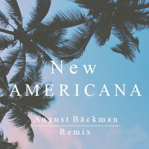 Halsey - New Americana (AGST Remix) by agst | Free Listening