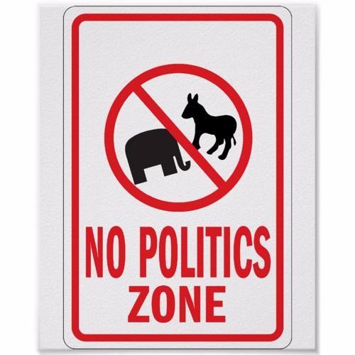 A Break from Politics