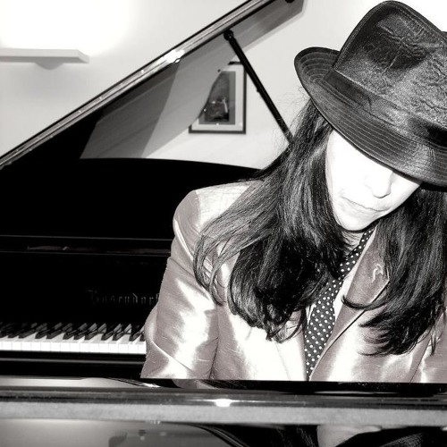 The man in the black hat below is probably sleeping (from Piano Suite II)Lola Perrin