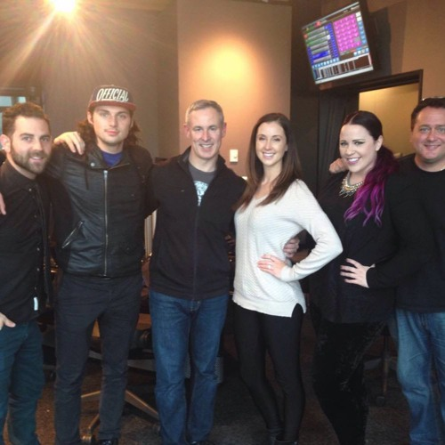 McARTHUR | Canadian Acappella group Eh440 kill it in Studio. March 28, 2016