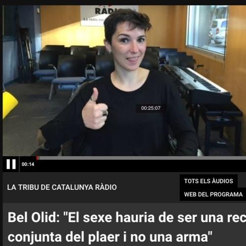 Passions mínimes i Vides mínimes de BelOlid a La Tribu de Catalunya Ràdio