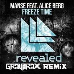 Manse - Freeze Time ft. Alice Berg (Gravitrax Remix)