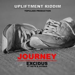 Excidus - Journey Ft Skye Francis And Avidan   Riddim