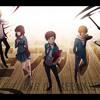 Say Hello To Joker - Durarara!!x2 Ketsu Ending  (Instrumental)