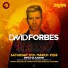 David Forbes LIVE @ #OutburstGLA (SWG3 Warehouse, Glasgow) [05.03.16]